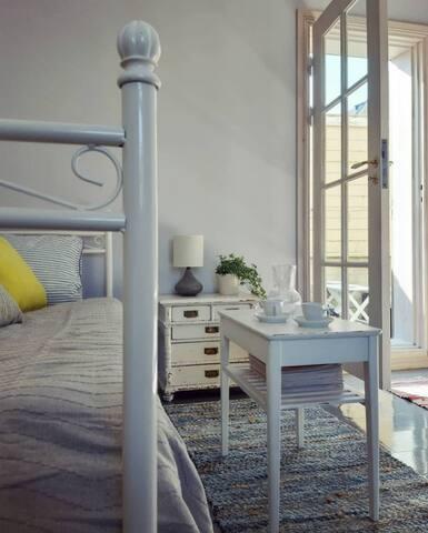 Terrace room / Terassihuone