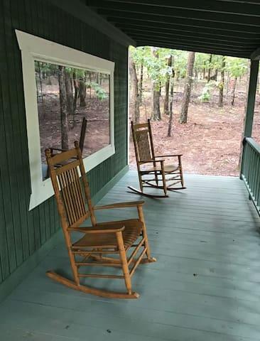 The White Eagle Cabin