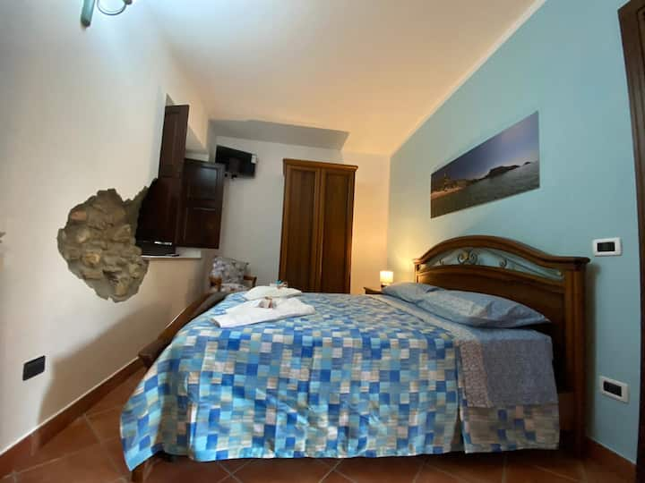 AsceaExperience Rooms&Breakfast - Camera A..Mare