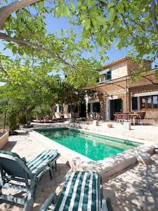 CAN PEP - wonderful finca with views and pool - Sóller - Willa