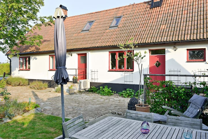 Lovely traditional house in Southern Sweden