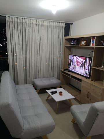Habitación confortable en Sabaneta