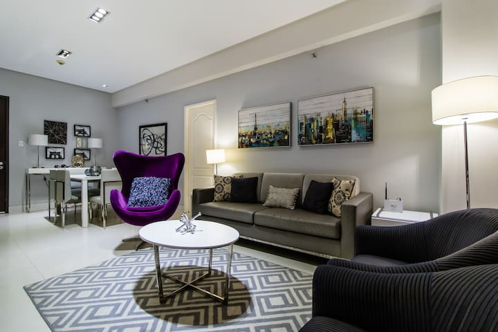 2BR FAMILY APARTMENT @Bellagio3 +WASHER (BEL35C)