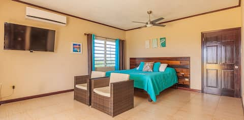 Fully equipped studio apartment. Ocean view!