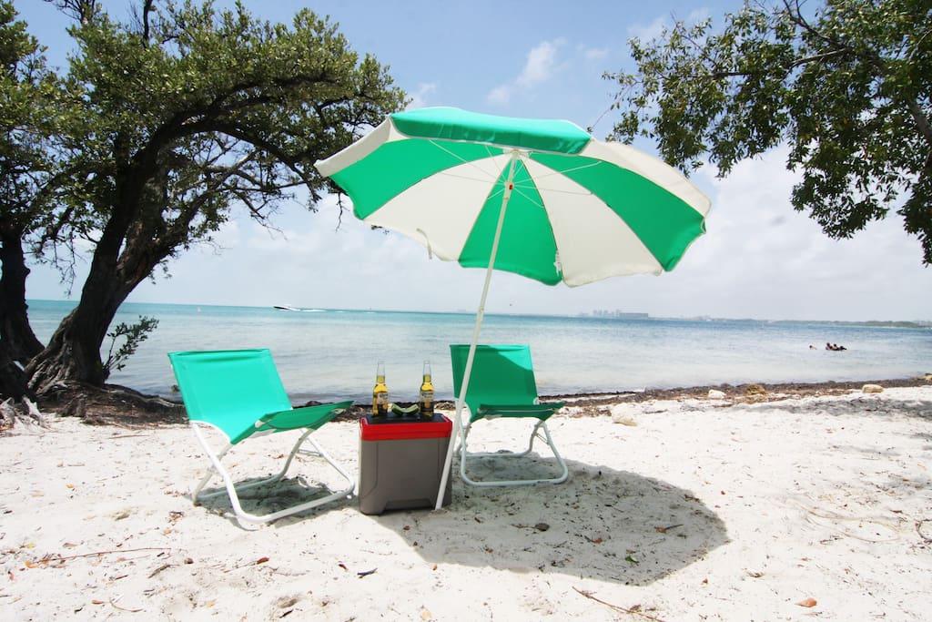 FREE Beach Kit