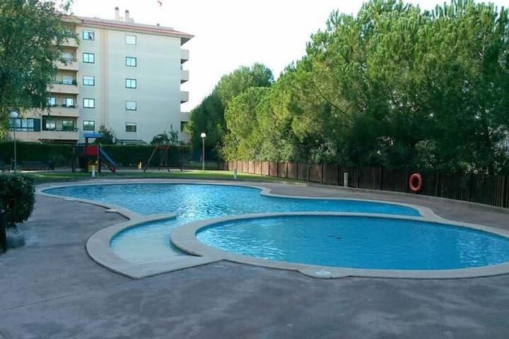 Urban Holiday Home a Palma di Maiorca con piscina
