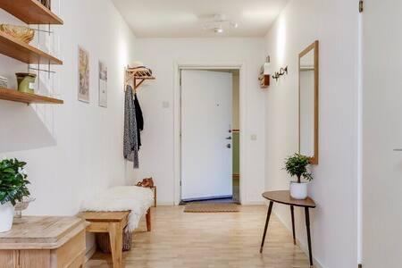 Cozy 3 bedroom in the city - Uppsala