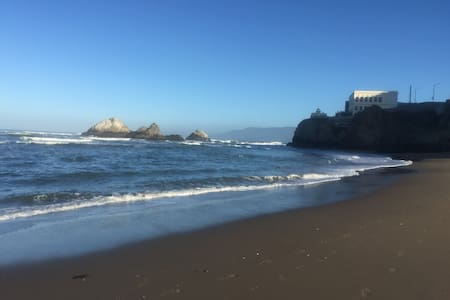 Relaxing Beach Getaway - San Francisco - Apartment