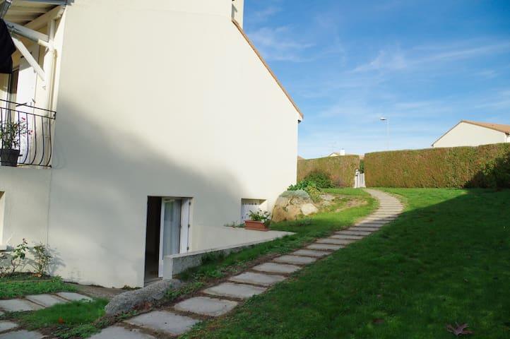 Maison des bleuets