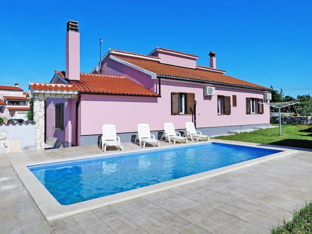 Holiday House Alka 2 for 7 persons in Labin