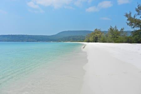 Palm Beach Bungalow Resort - Krong Preah Sihanouk
