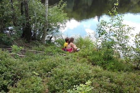 En underbar natur i denna by - Hässleholm NV