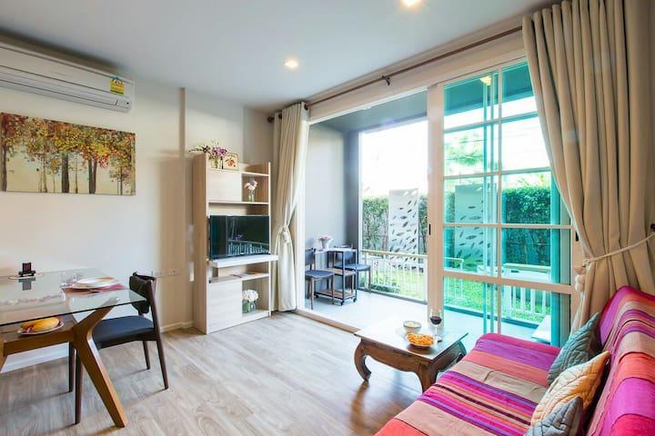 Nong Kae - Apartament