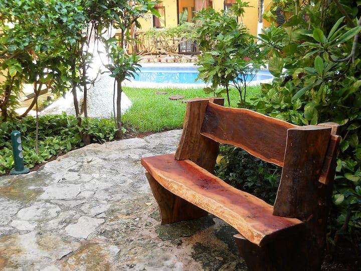 Habitación Privada Sencilla (Baño Compartido)