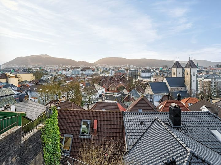 Experience the authentic Bergen close to Bryggen!