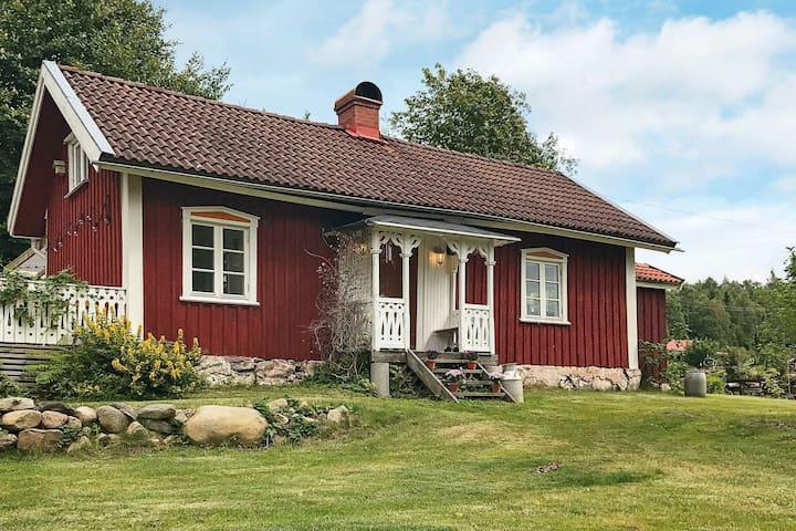 5 Personen Ferienhaus in HÖKERUM