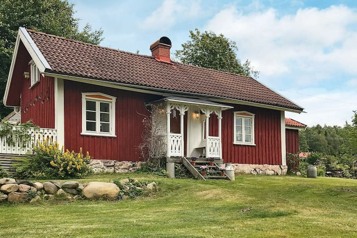 5 person holiday home in HÖKERUM