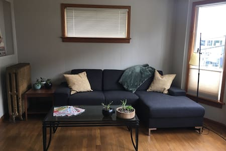 Cute 1 br in the heart of eastlake! - Seattle - Appartement