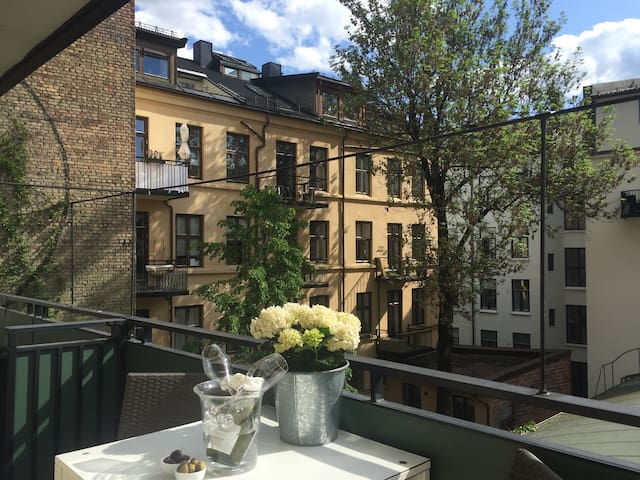 Prime location Oslo, Frogner. Wifi incl - Oslo - Apartment