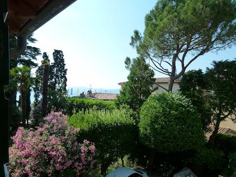 Cisano di Bardolino 150 sqm private garden!