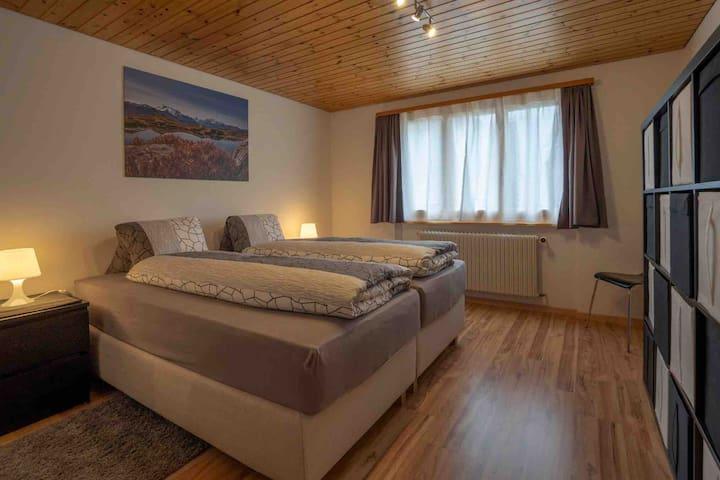 Apartment Augustina in Fiesch (Aletsch Arena)