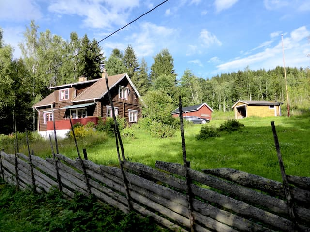 Cozy log house in Lillehammer. - Lillehammer - House