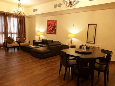Three Bedrooms Fully Furnished Family Apartment
