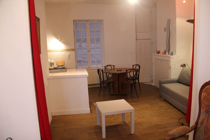 Nice flat in the historical city centre