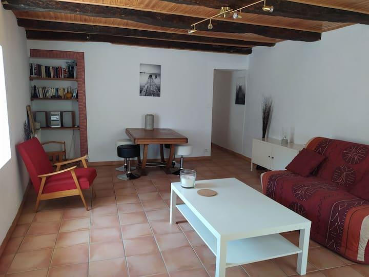 Location de maison de vacances à Laguépie