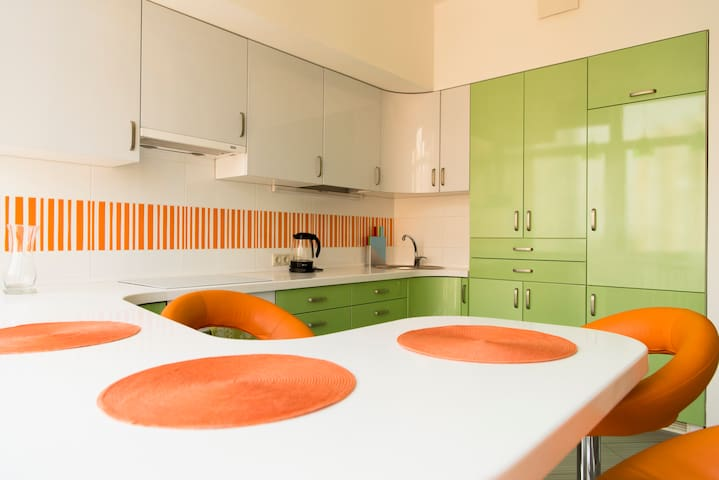 Luxury apartments on the waterfront-Сталинграда 2Г