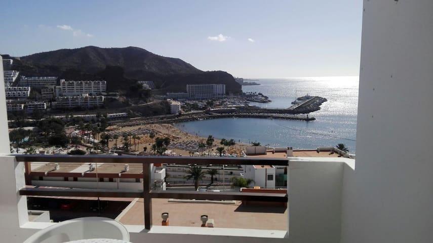 Playa de Puerto Rico +Wifi