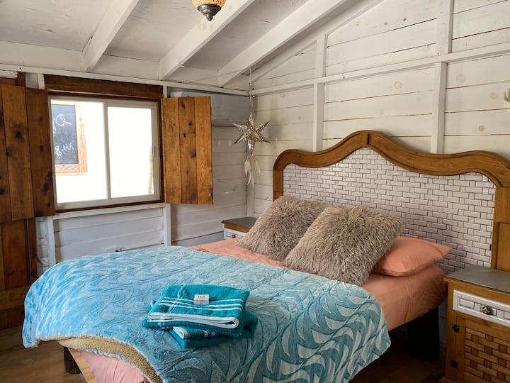 Cabin in La Huasteca, Calm and BONFIRE!