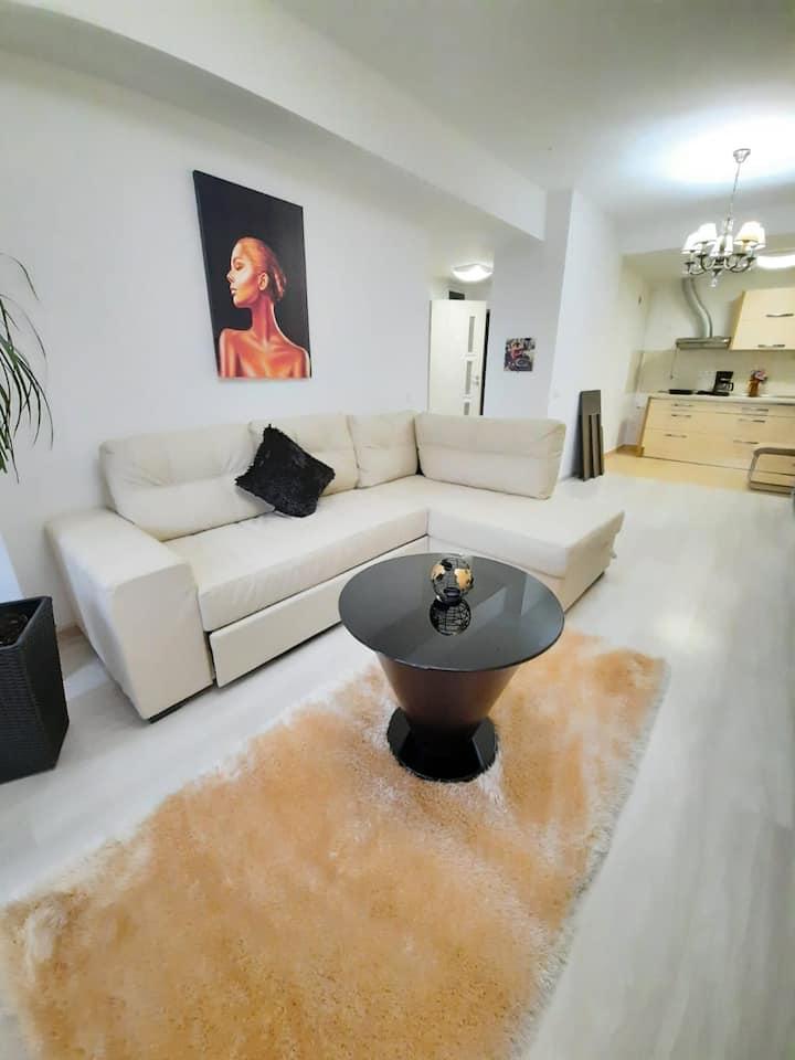 Apartament Avangarde de lux
