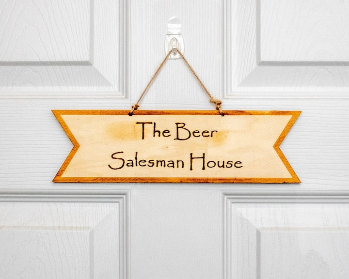 The Beer Salesman House