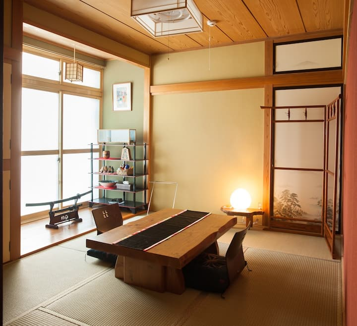 T-Japanese style Guest House near SENDAI STA