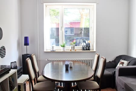 great, quiet city apartment - Ruhige Stadtwohnung - Bochum