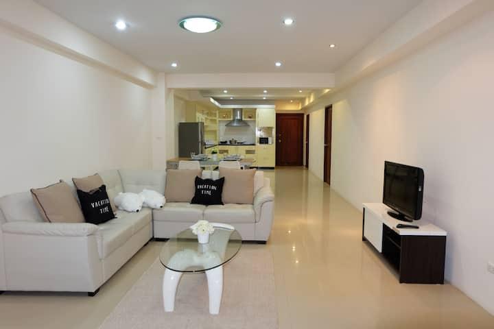 2bedroom big space apartment in Rawai