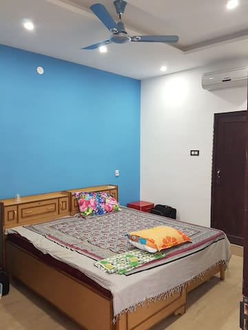 Bedroom 1 with attached Bath