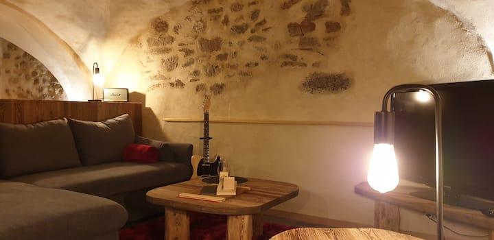 L'écurie de Pépé - Loft Savoyard, Granier