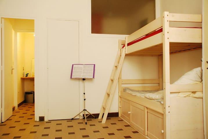 Appartement en plein centre historique d'Aubenas - Aubenas