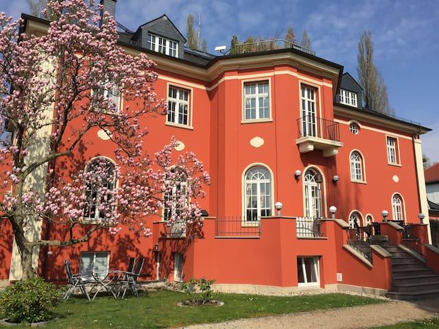 LUXUS Apartment - VILLA am PARK