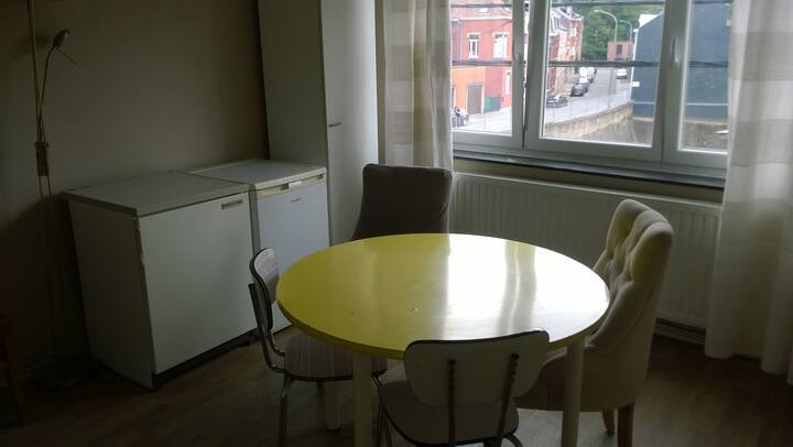 Chambre calme à Liège