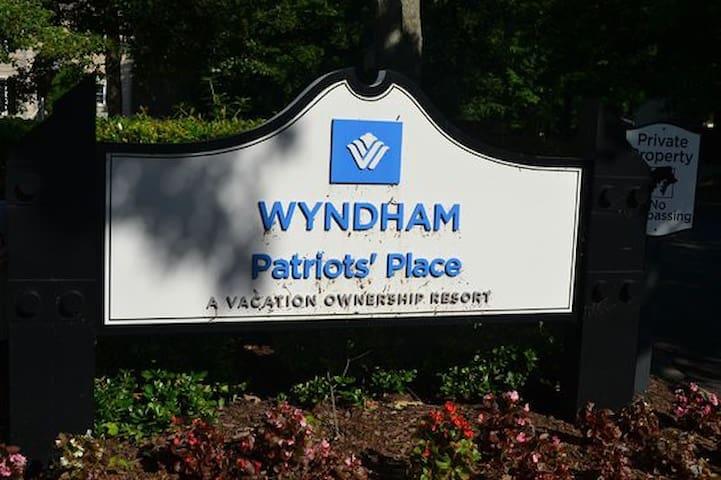 Sat Feb 22-Feb 29, 2020 Wyndham Patriots' Place