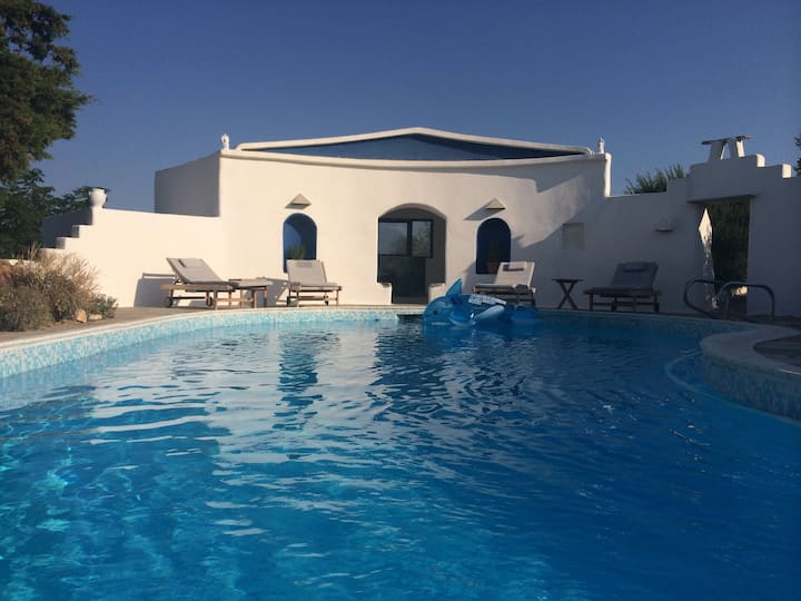 Magical Mamamia Villa on Paros Island