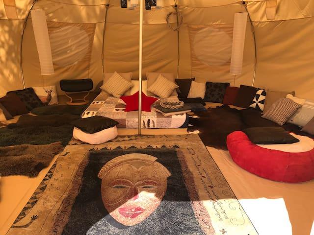 Luna Bell komfort telt