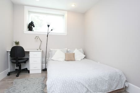 Central location! Newly build N 5 min Metrotown B - Hus