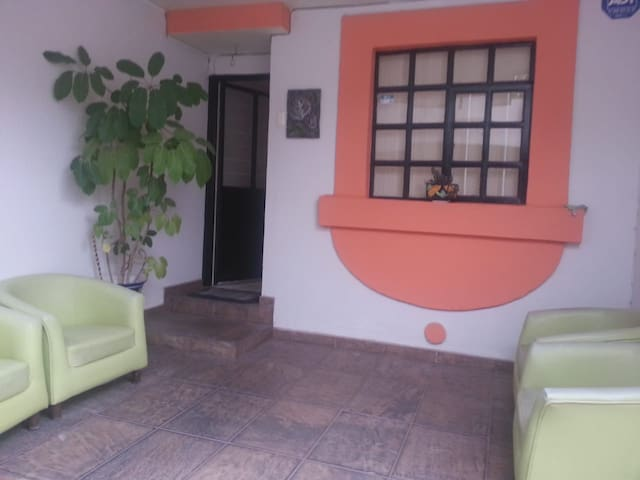 Casa 'el ventanal' en Morelia