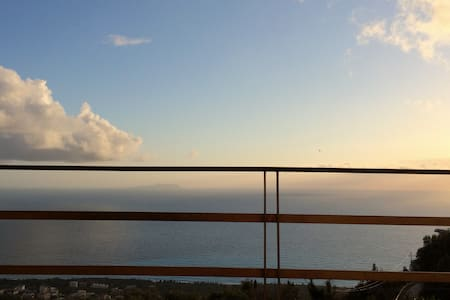 Your Balcony to the Ionian Sea :) - Palasë