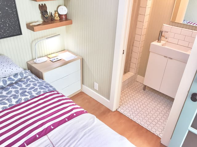 The Mini Venice Garden Guest Suite