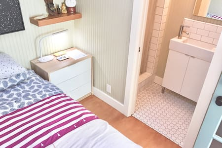 The Mini Venice Garden Guest Suite